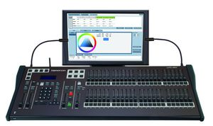 LPC Consoles w/ML & LED Control!